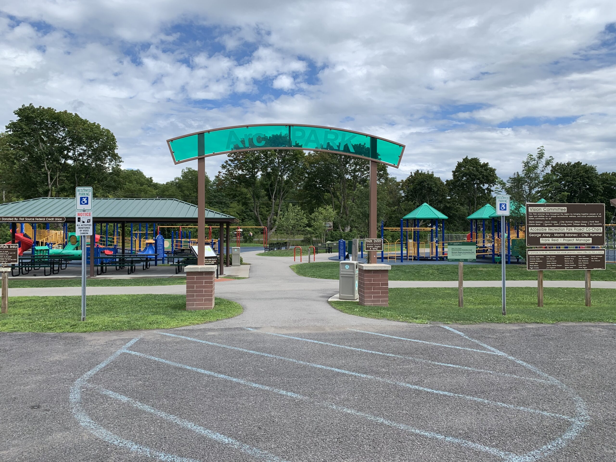 Arc Herkimer Working with Police and Urging Community to 'Take Back Arc Park' Following Recent Activity