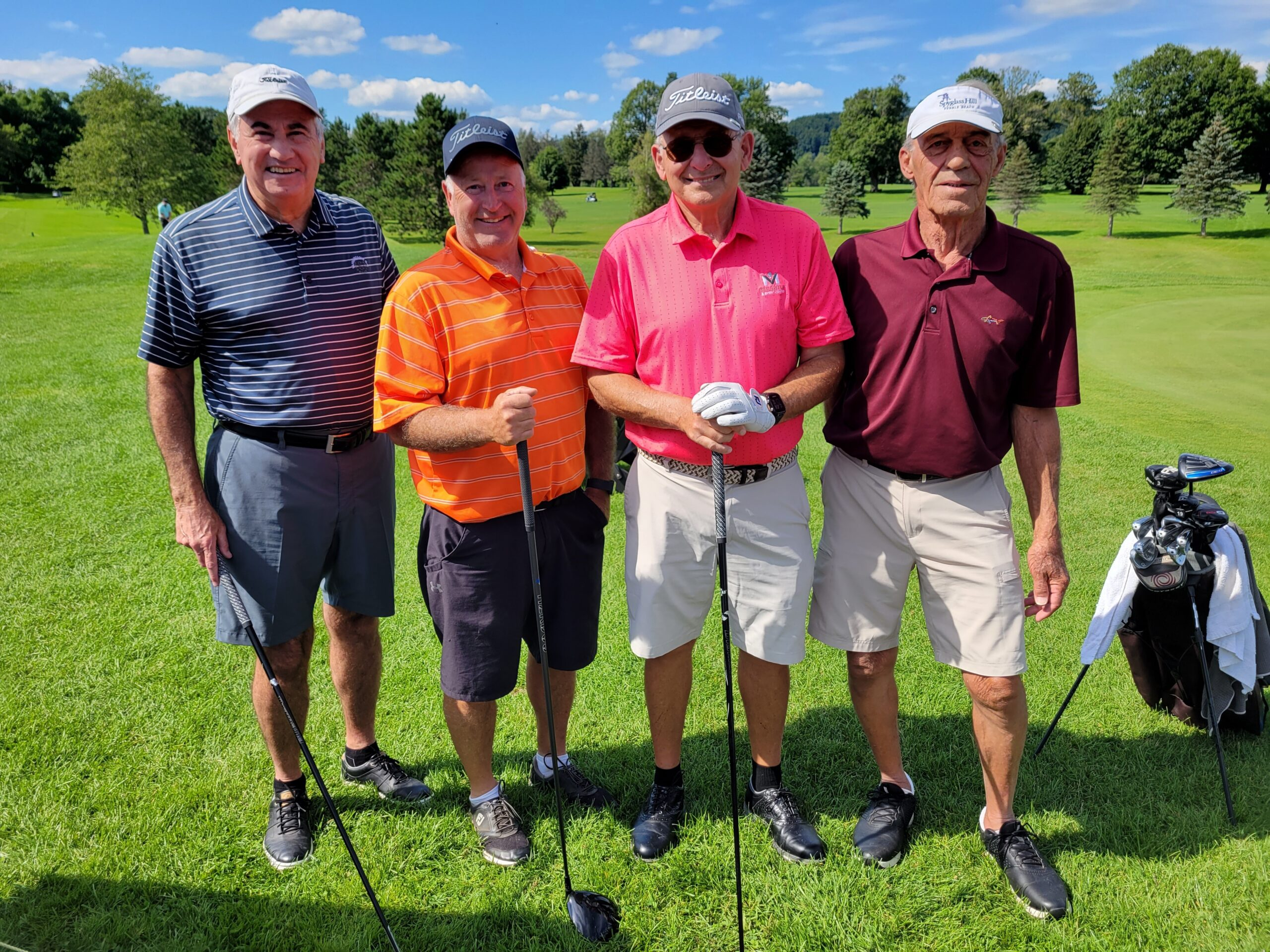 Arc Herkimer's Annual Golf Open Held at MV Golf & Event Center in Little Falls