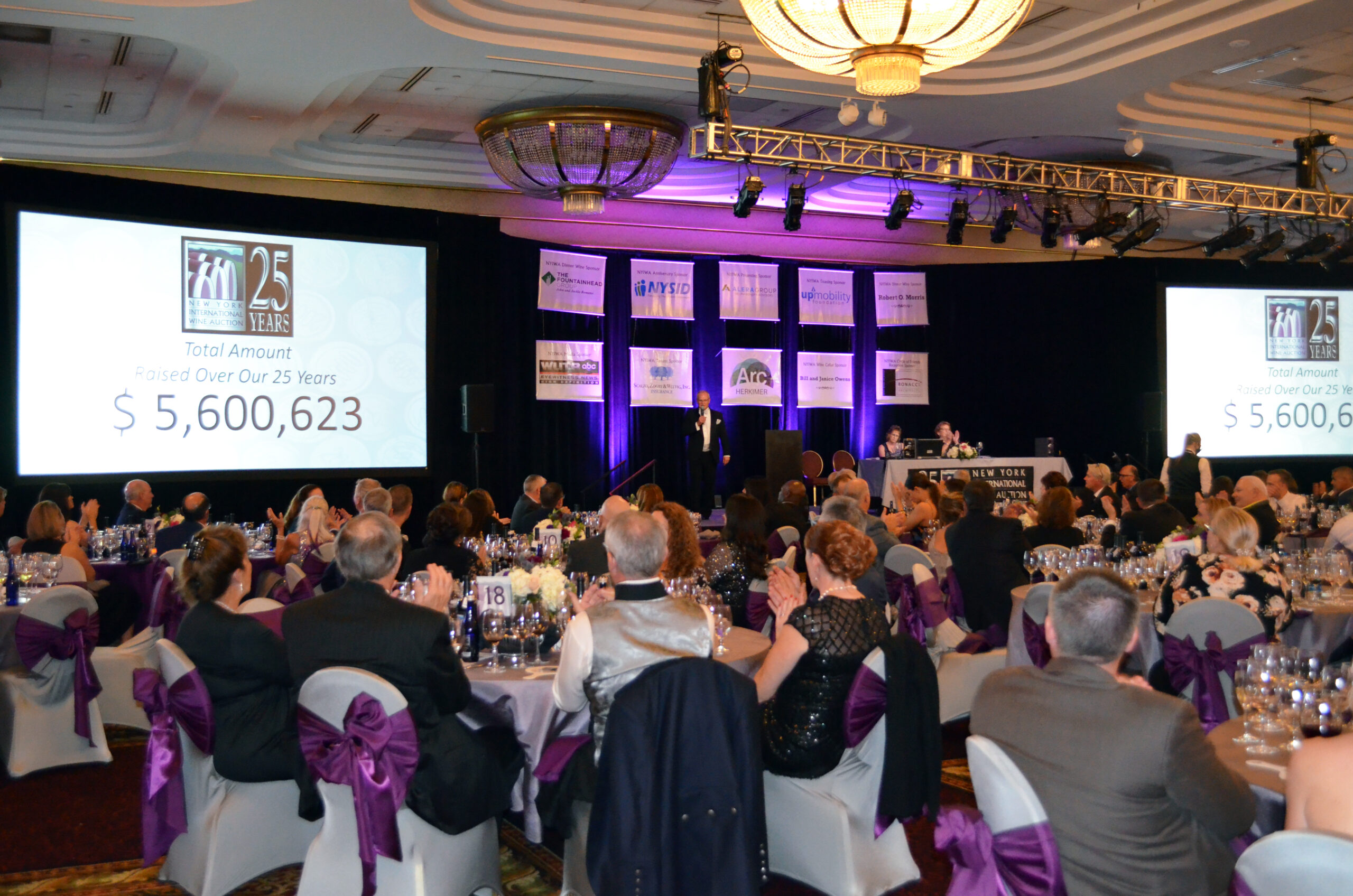 New York International Wine Auction Goes Out 'On Top', Raises Over $1.4 Million at its Grand Finale